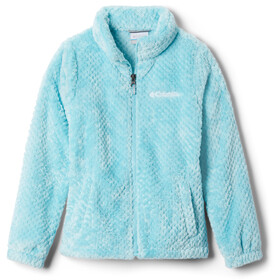 Columbia Fire Side Sherpa Full Zip Jacket Girls, aquatint